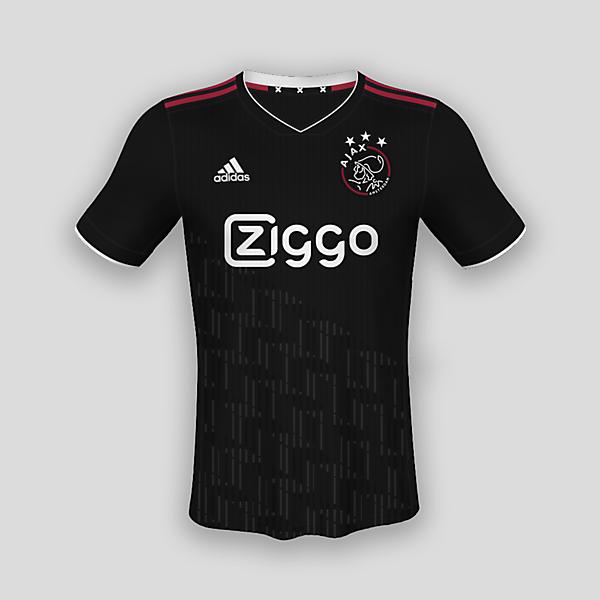 Ajax Amsterdam Away