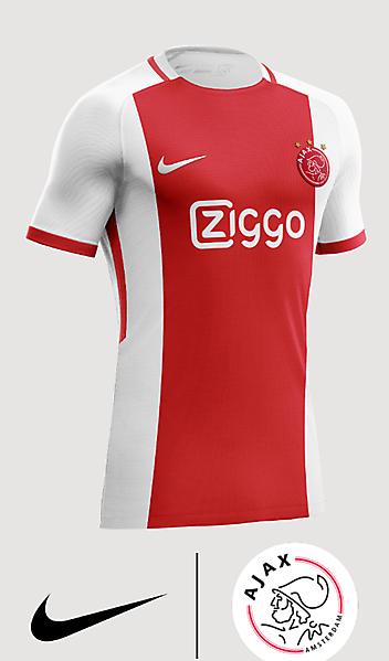 Ajax x Nike