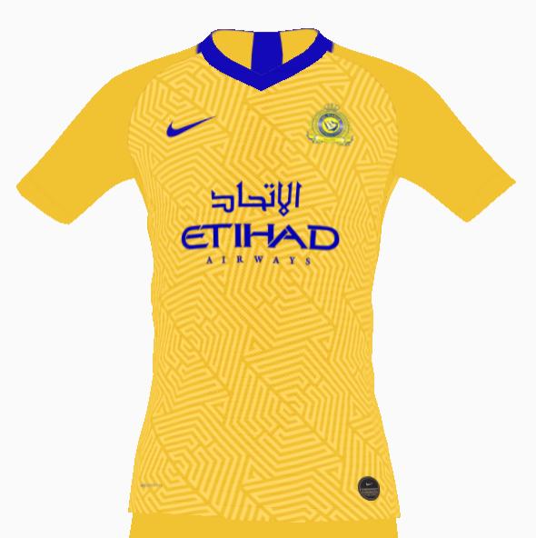 Al Nassr Home Kit