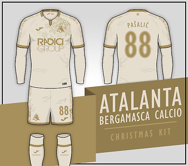 Atalanta BC   Christmas Kit