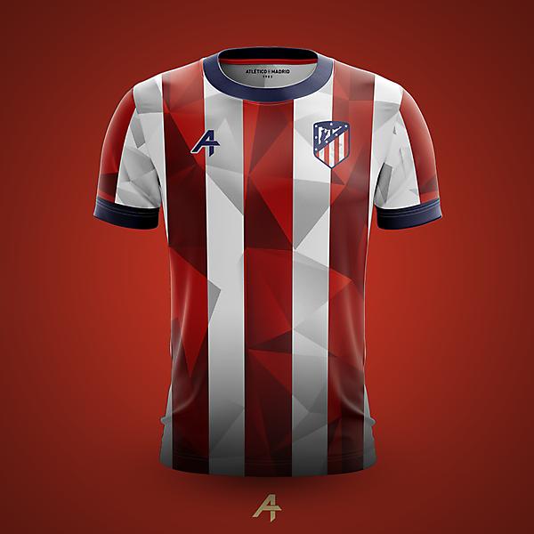 Atletico de Madrid kit concept