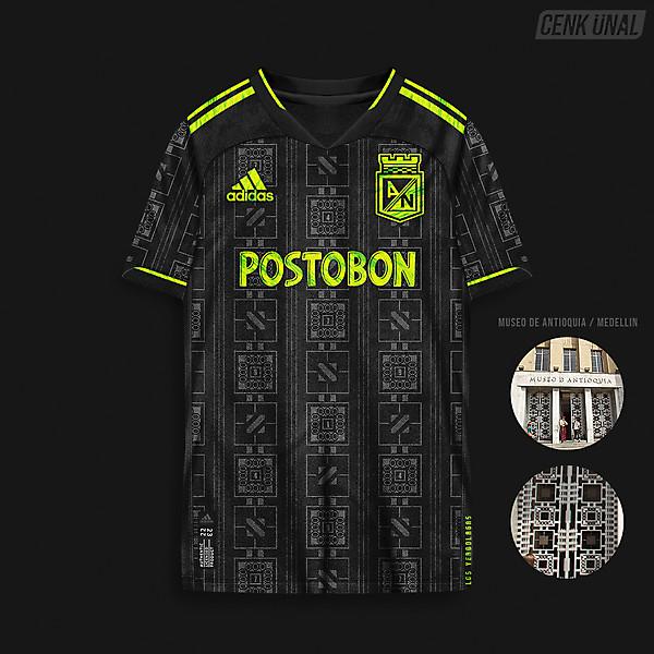 Atlético Nacional x Adidas