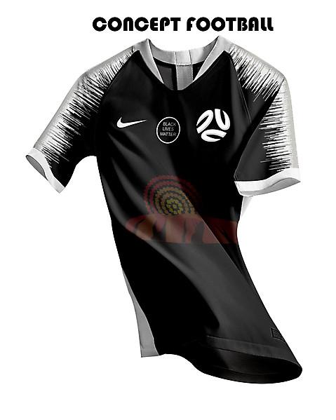 Australia Away Shirt