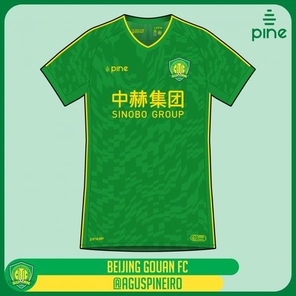 Beijing Guoan FC   Home   Pine