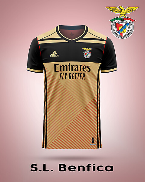 Benfica change concept