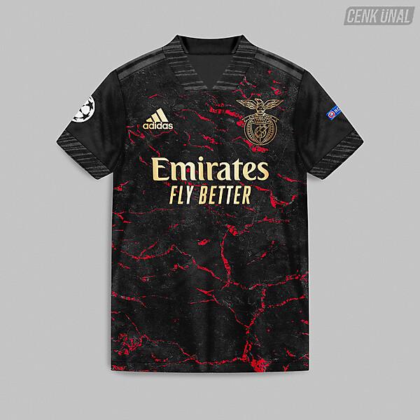 Benfica x Adidas