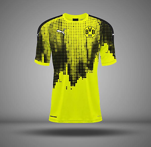 Borussia Dortmund - Home Kit