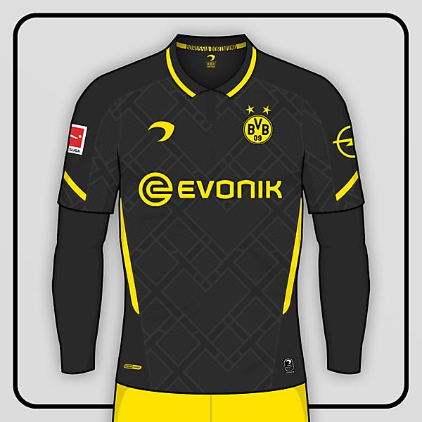 Borussia Dortmund | Away Kit