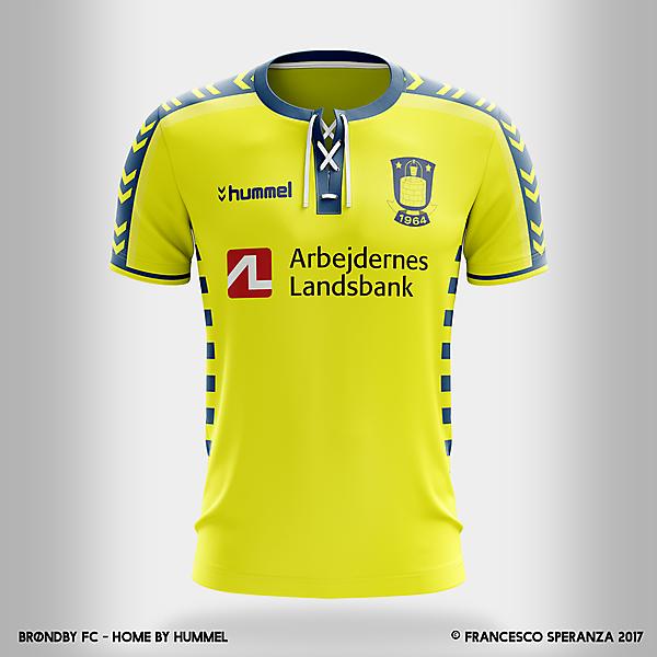 Brøndby FC - home