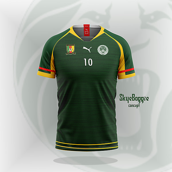 Cameroon-home-concept