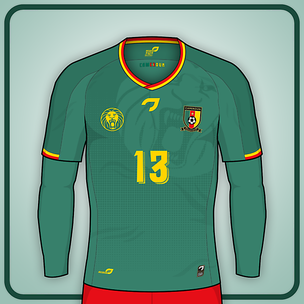 Cameroon | Home Kit