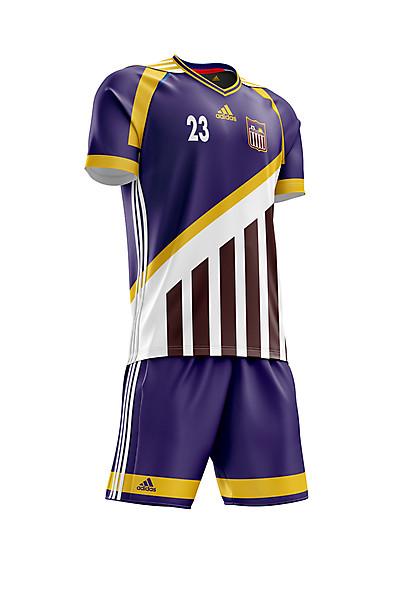 Carabobo change shirt 19/20 concept kit