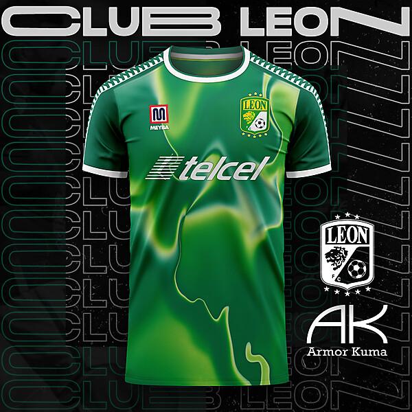 Club León Meyba Home Kit