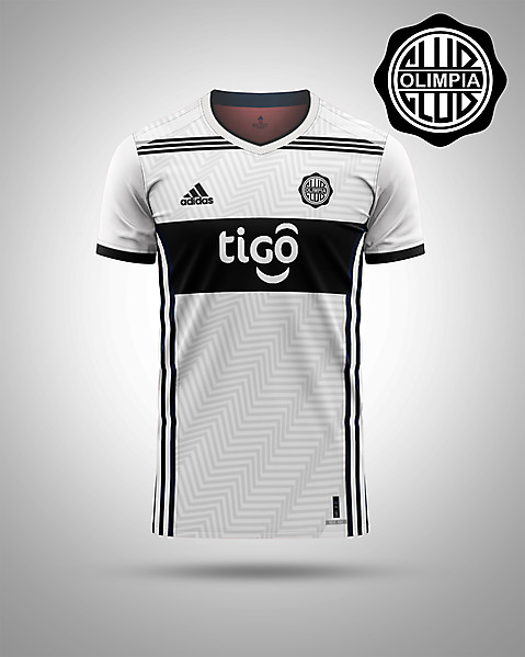 Club Olimpia concept
