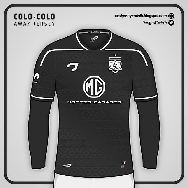 Colo-Colo   Away Jersey
