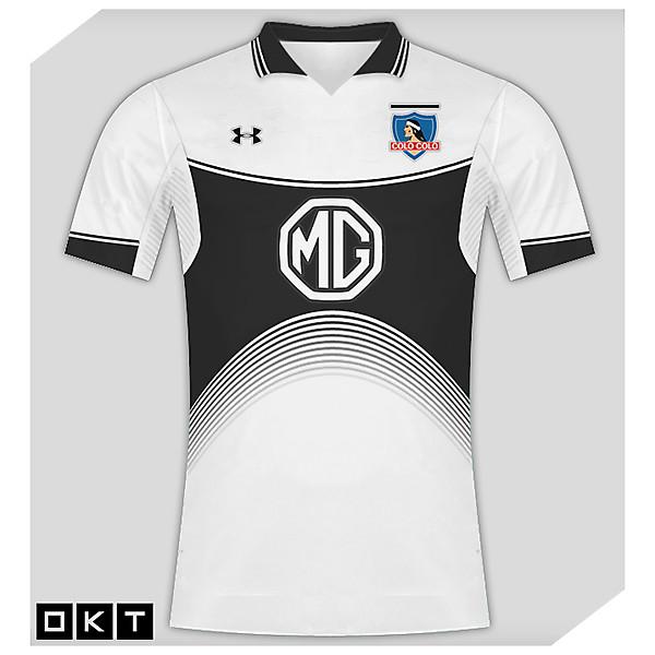 Colo Colo - Home Shirt