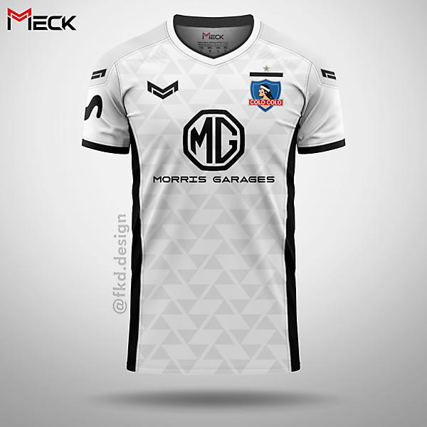 Colo Colo | Meck | Home