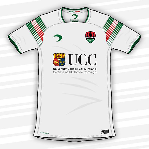 Cork City | Away Jersey
