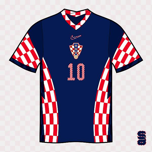Croatia - Away kit