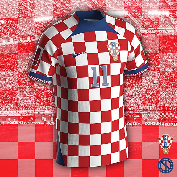 Croatia   Home Kit Concept