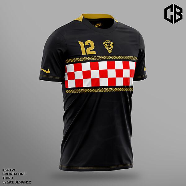 Croatia HNS | Third | KOTW 219