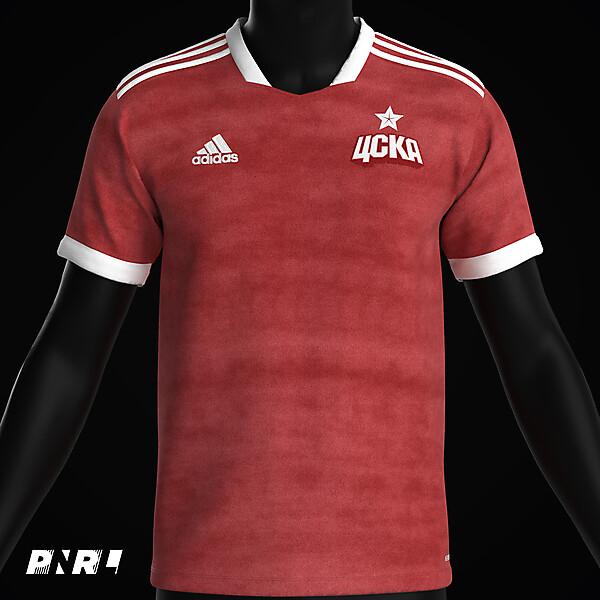 CSKA Moscow Third Concept x adidas