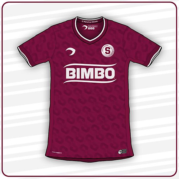 Deportivo Saprissa | Home Shirt