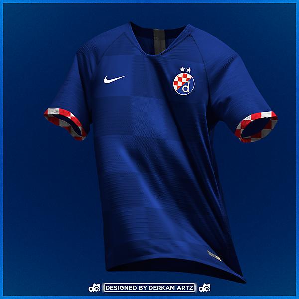 Dinamo Zagreb - Home Kit