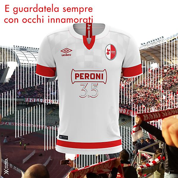 FC Bari x Umbro