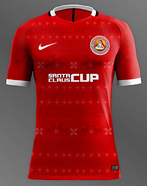 FC Santa Claus Home by JKO