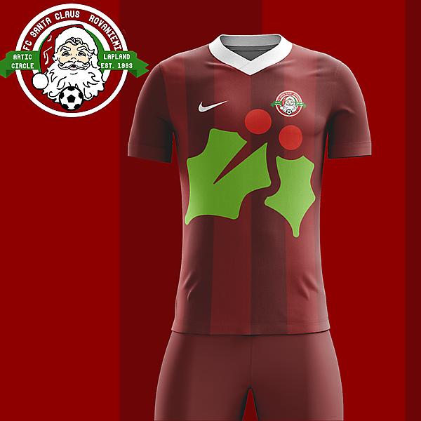 FC Santa Claus x Nike