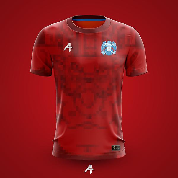 F.C Ulaanbaatar kit concept