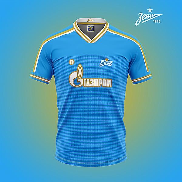 FC Zenit Saint Petersburg concept