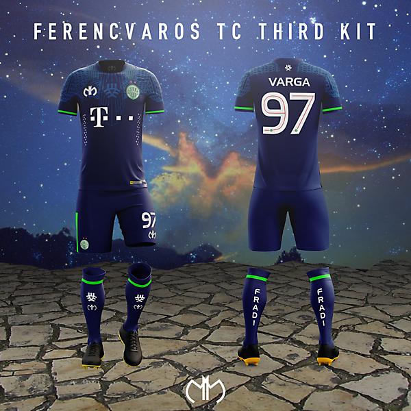 Ferencvàros - 3dr kit by MM
