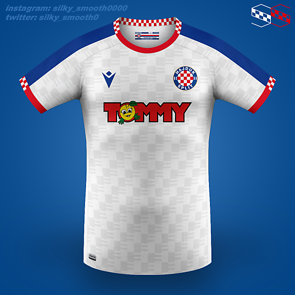 Hajduk Macron @silky_smooth0