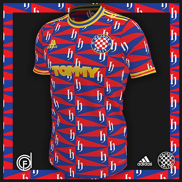 Hajduk Split X Adidas Away