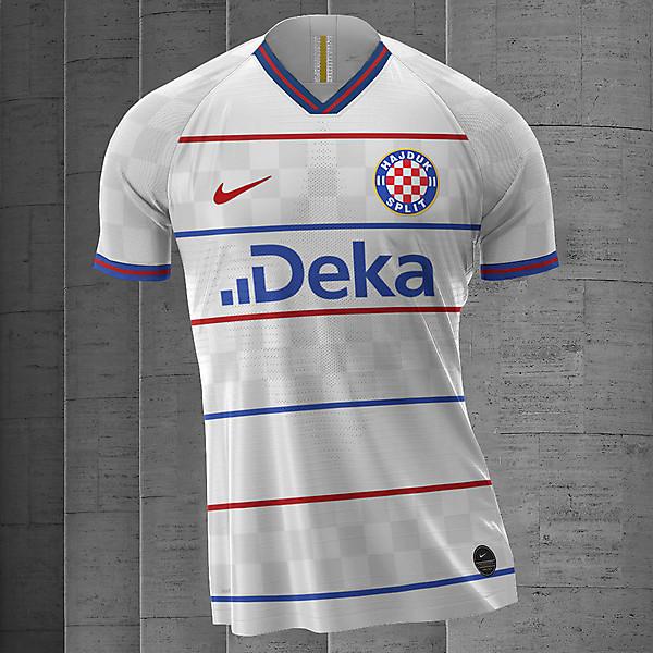 HNK Hajduk Split - Home Kit