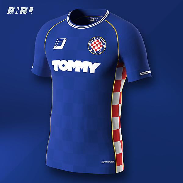 HNK Hajduk Split Away Shirt x PNRL