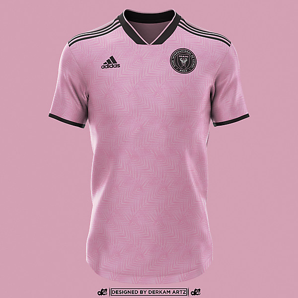 Inter Miami CF x Adidas x Away