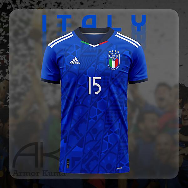 Italy National Team Adidas Home Kit