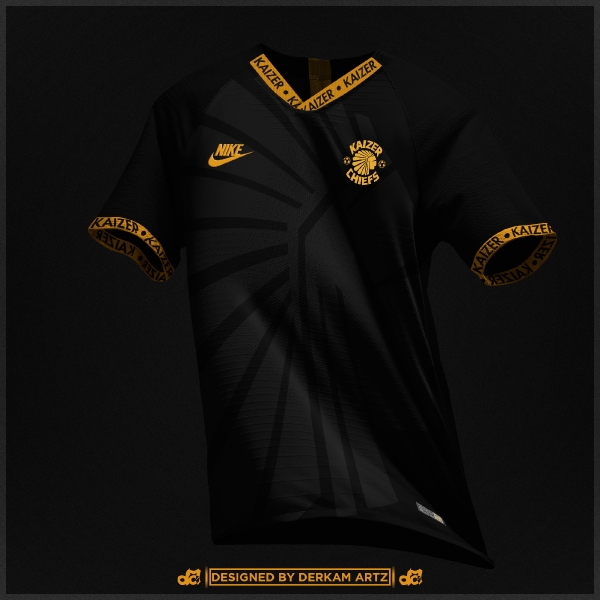 Kaizer Chiefs - Third Kit (2019/20)