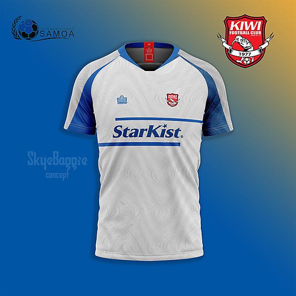 Kiwi FC Change concept