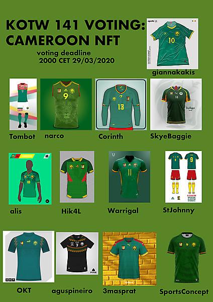KOT 141 Voting