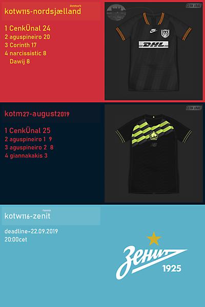 KOTW114 / KOTM27 / KOTW116