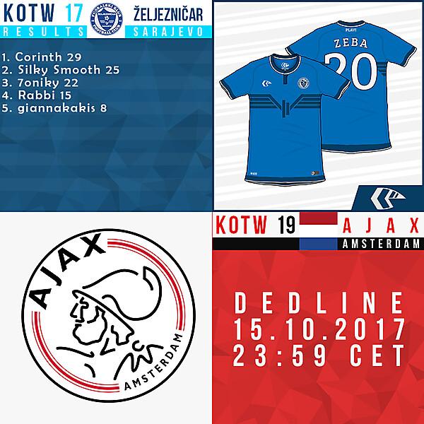 KOTW17/KOTW19