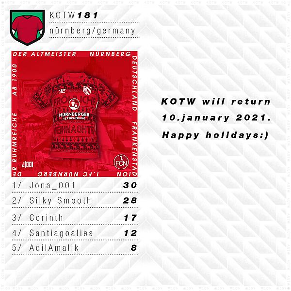 KOTW181C06 - VOTING