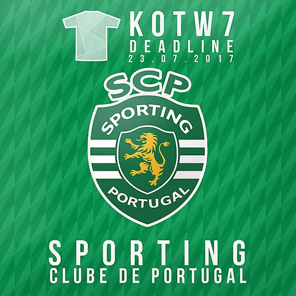 KOTW7 - Sporting Lisbon