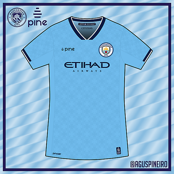 Manchester City | Home | Pine