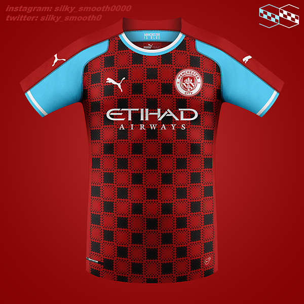 Manchester City Puma @silky_smooth0