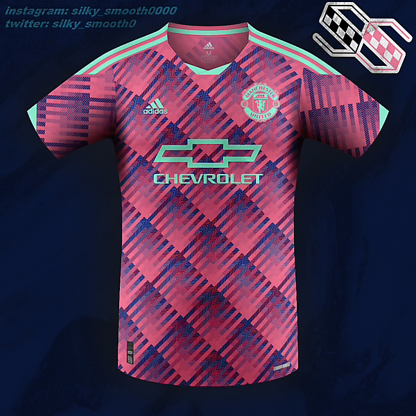 Manchester United Adidas @silky_smooth0